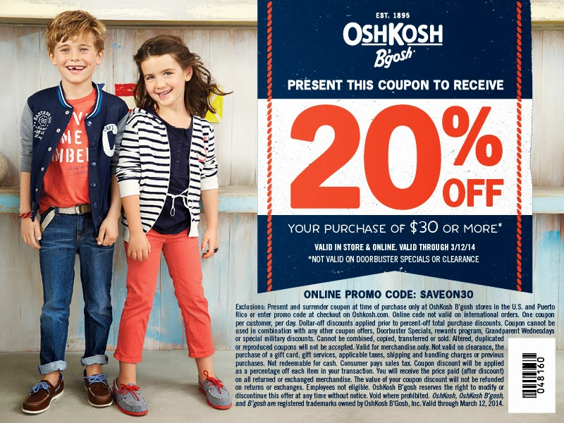 Sweet Spring Styles with OshKosh B'gosh