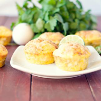 Salsa Egg Bites