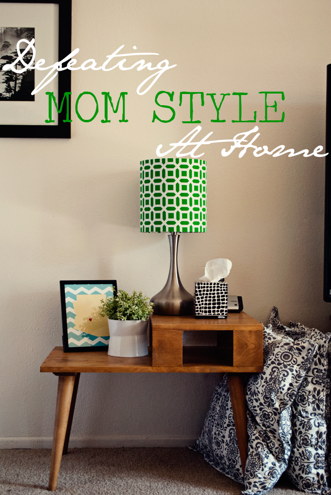 Defeating Mom Style at Home with #KleenexStyle by Three in Three