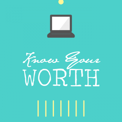Know Your Worth As A Blogger