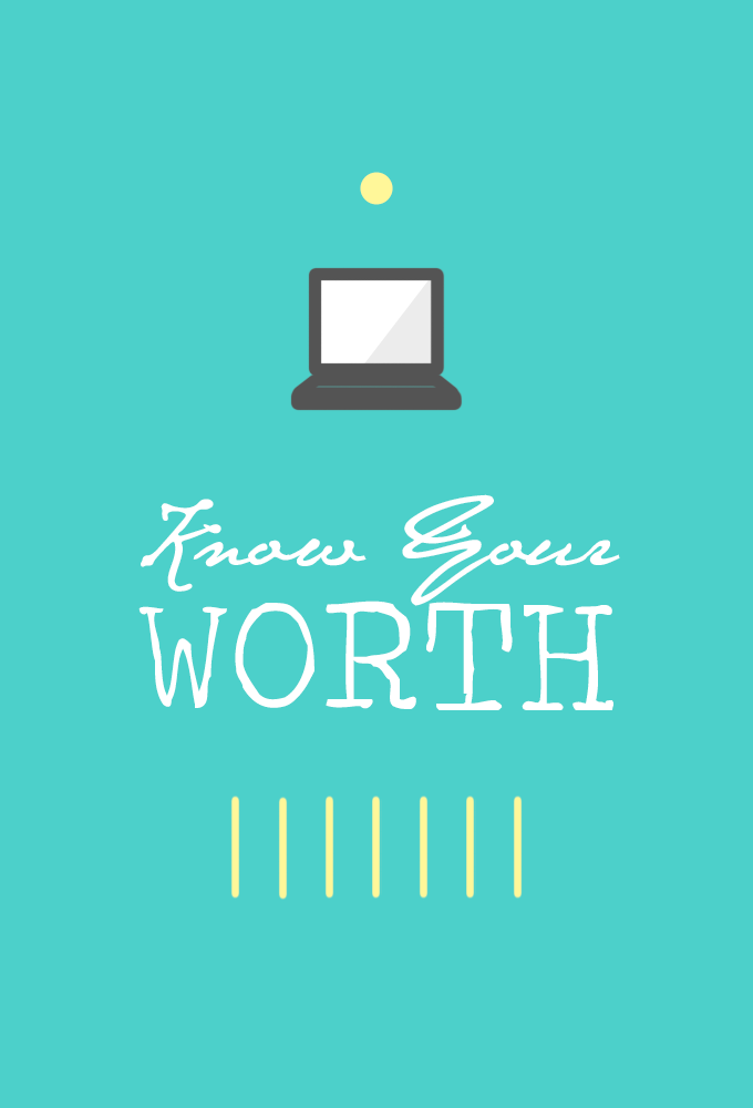 Know Your Worth As A Blogger by Three in Three