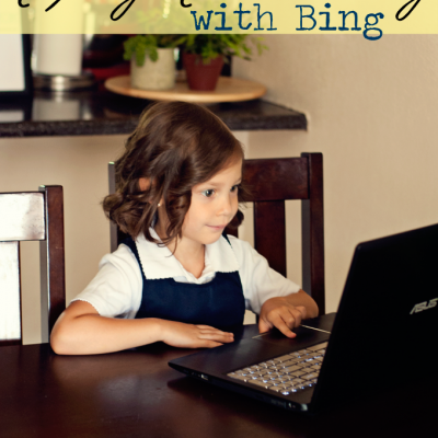 Keeping Kids Learning With Bing And Ad Free Search