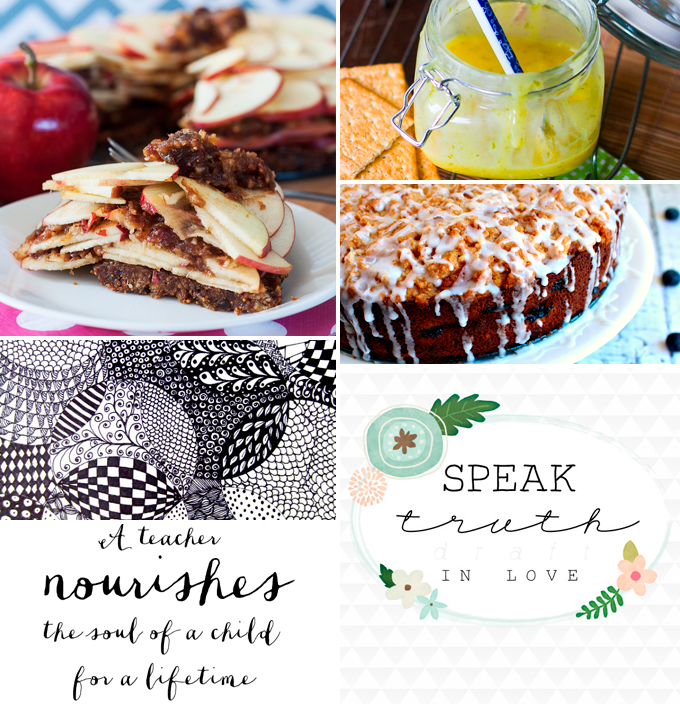 Create & Share DIY and Recipe Party by Three in Three | Features from 05/13/2014