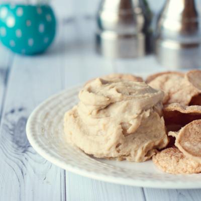 Lose the Weight + Hummus Recipe