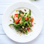 Tomato and Asparagus Salad