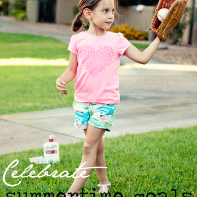 Celebrate Summertime Goals with Kids