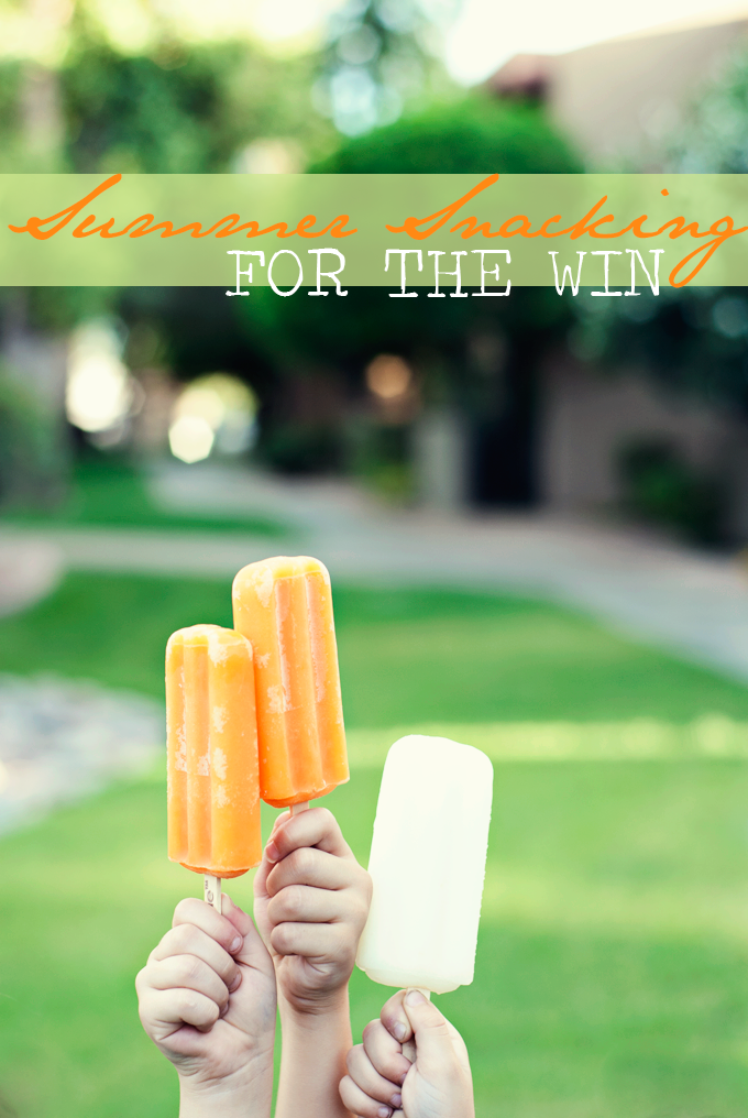 Summer Snacking FTW!