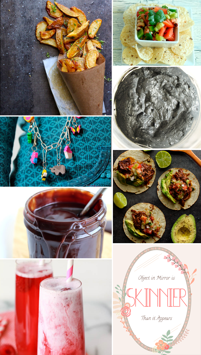 Create & Share DIY and Recipe Party by Three in Three | Features from 07/22/2014