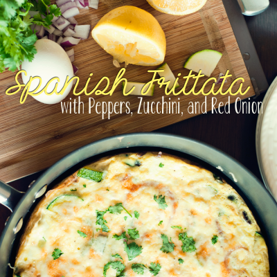 Spanish Frittata Recipe