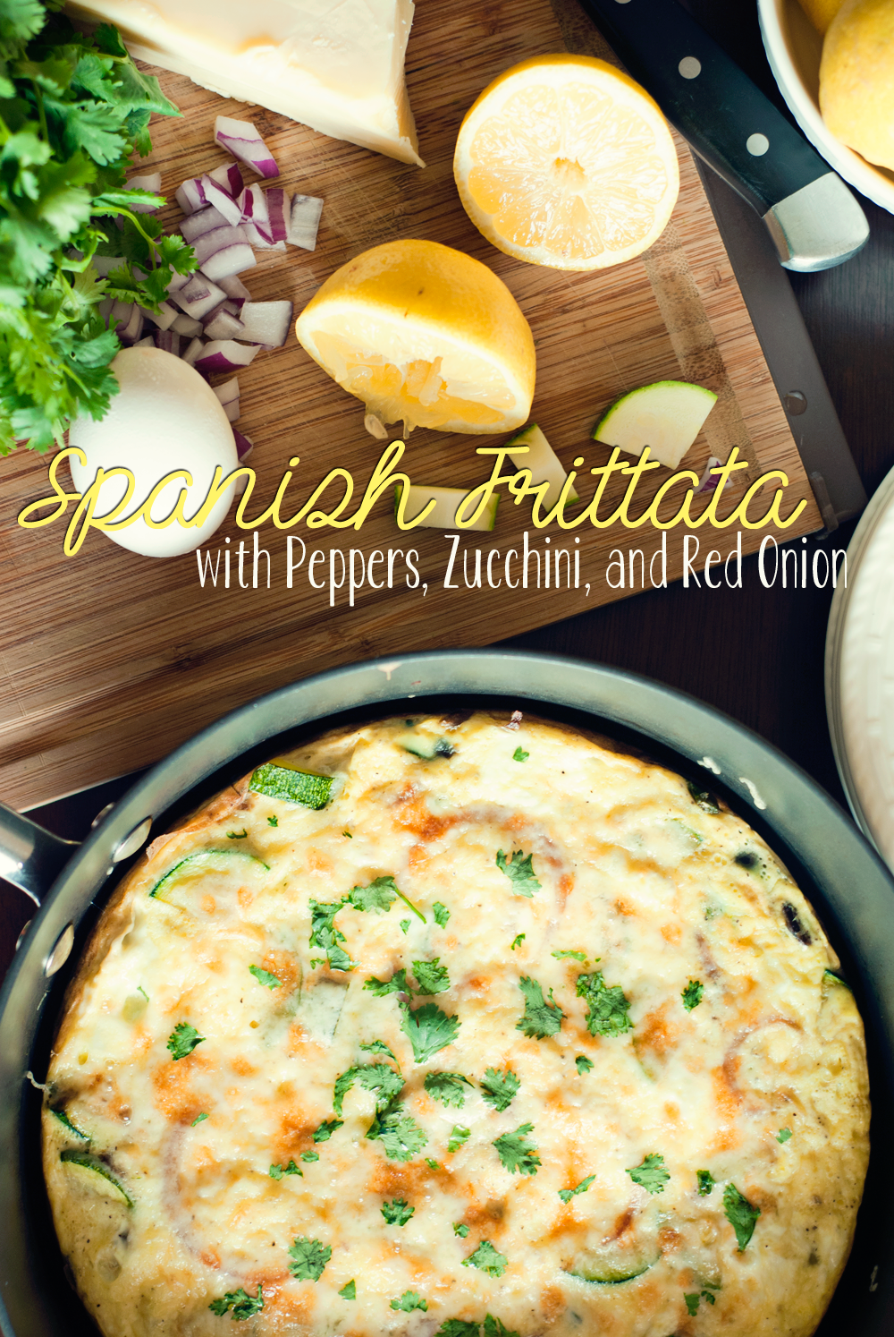 Spanish Frittata Recipe - A Simple Pantry