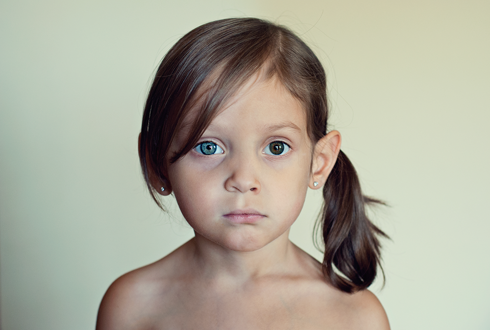 Genetic Portraits Part III by Three in Three