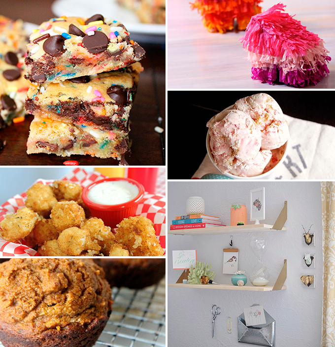 Create & Share DIY and Recipe Party by A Simple Pantry | Features from 09/09/2014