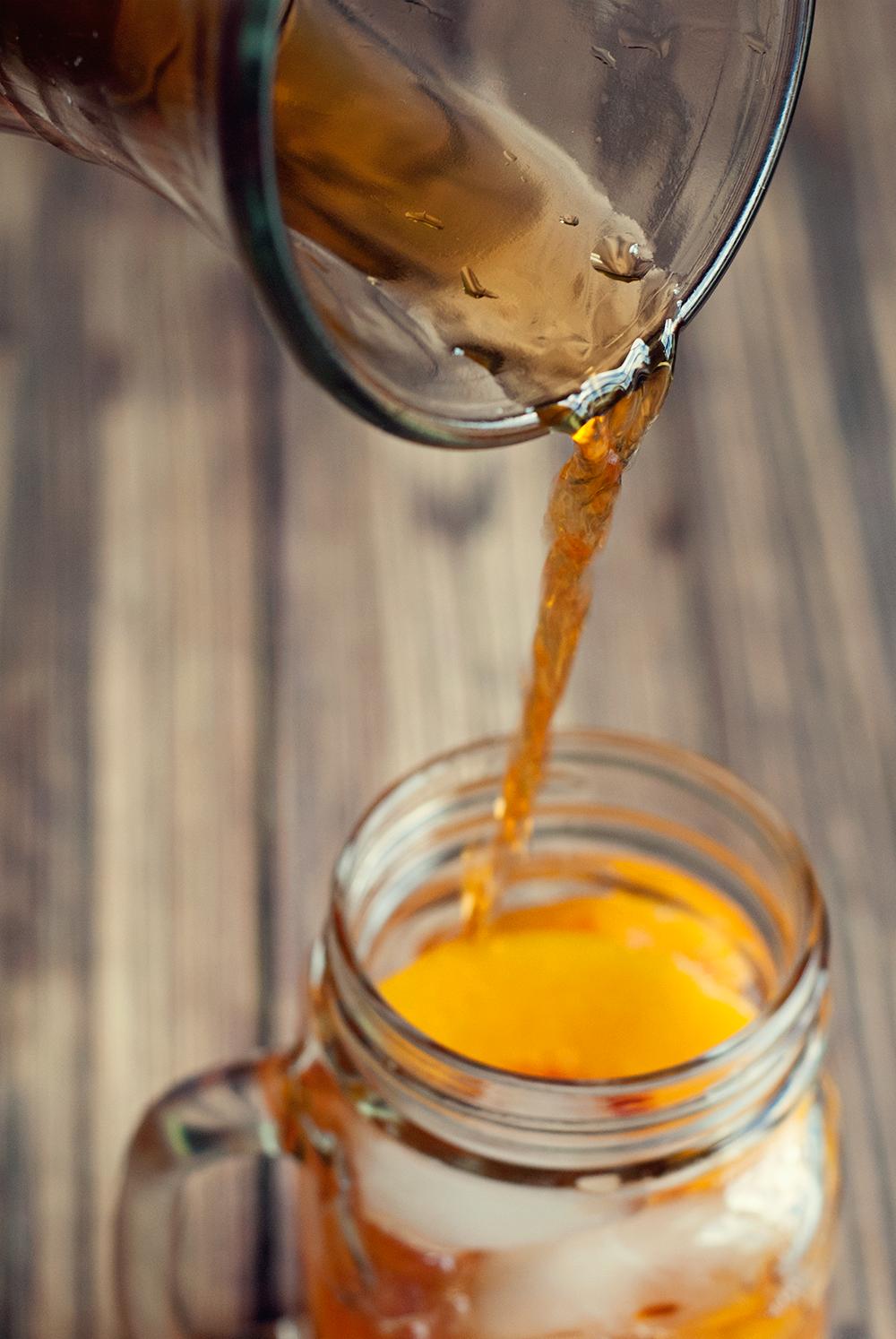 Lipton Peach Iced Tea by A Simple Pantry #TEArifficPairs #shop #cbias