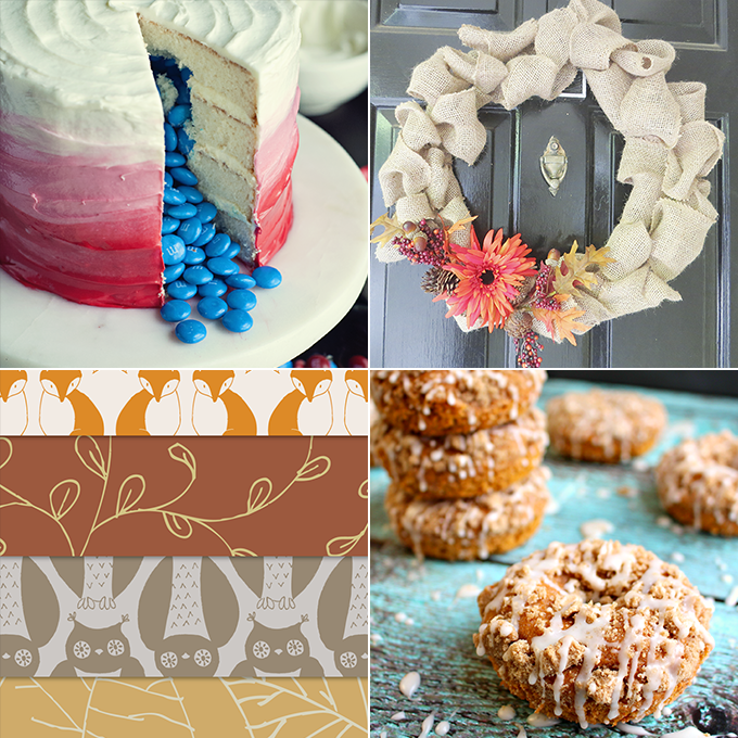 Create & Share DIY and Recipe Party by A Simple Pantry | Features from 09/16/2014
