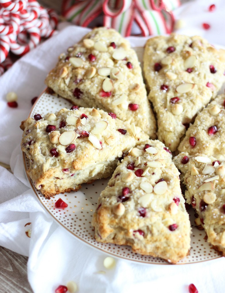 pomegranate-seed-white-chocolate-almond-scones-11-785x1024