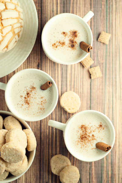 Avena Caliente (Spiced Hot Oatmeal Drink)