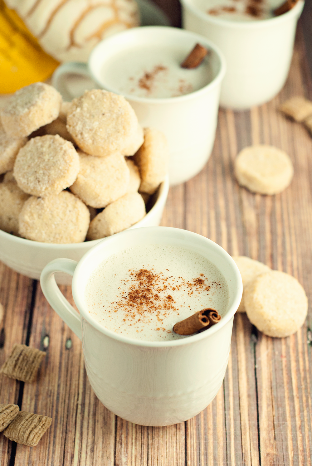 Warm your soul with this amazingly flavorful Avena Caliente (Spiced Hot Oatmeal Drink), perfect for cold winter nights!