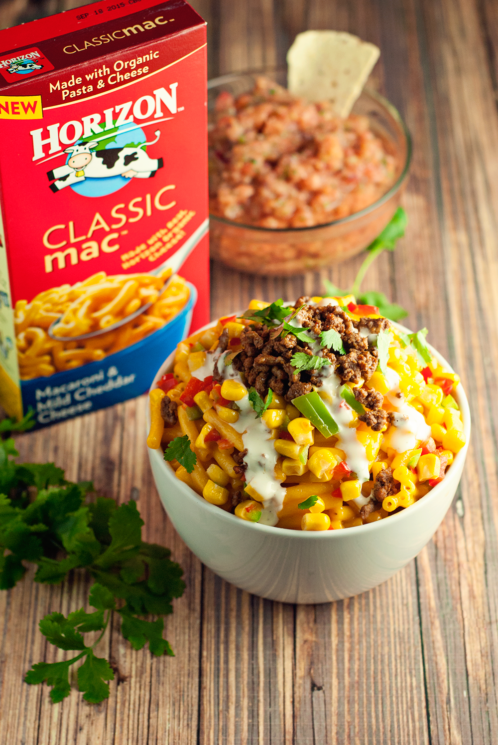 Mexican Mac & Cheese | asimplepantry.com