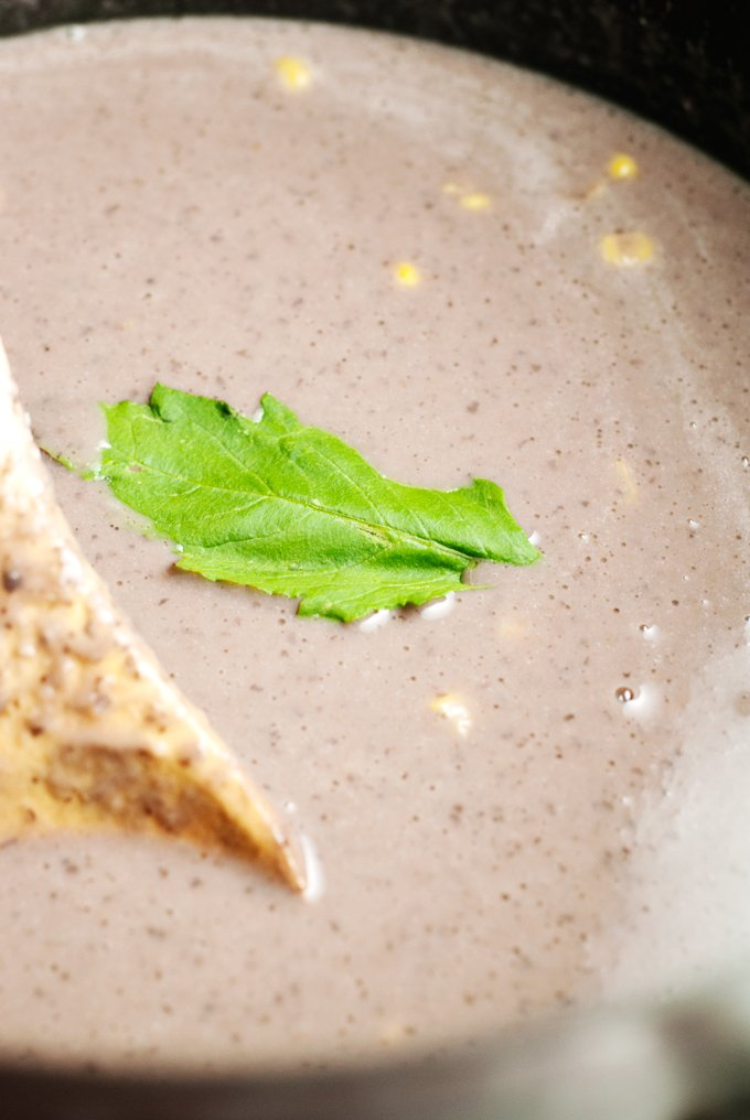Black Bean & Corn Soup | asimplepantry.com