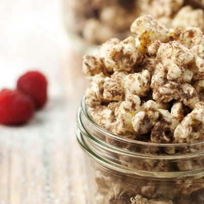 Mexican Churro Popcorn Recipe