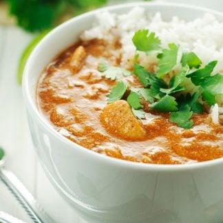 Easy Chicken Tikka Masala in just 30 minutes! asimplepantry.com