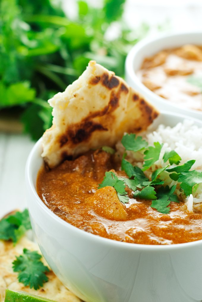 Easy Chicken Tikka Masala in just 30 minutes! asimplepantry.com