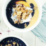 Fruit Stuffed French Toast Breakfast Bowls | asimplepantry.com