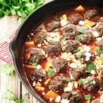 Mexican Meatballs | asimplepantry.com