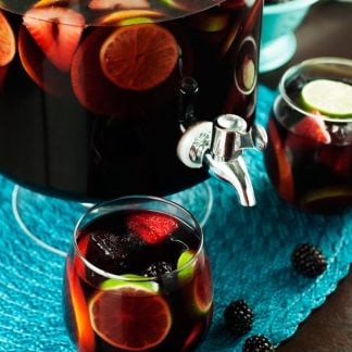 The Best Ever Red Sangria | asimplepantry.com