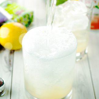 Orange Gin Buck Recipe   asimplepantry.com