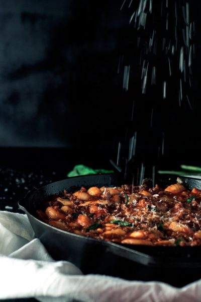 One Pot Spicy Gnocchi Marinara