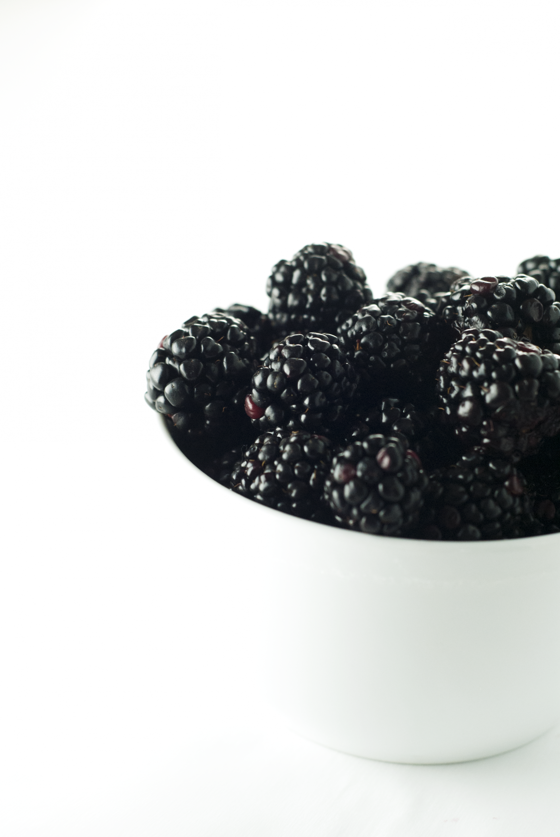 Big Bowl of Blackberries