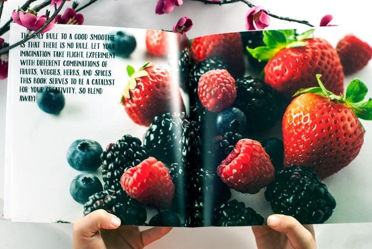 The Best Damn Smoothies Recipe Book | asimplepantry.com