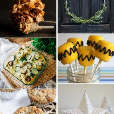 Create & Share DIY and Recipe Party {80}