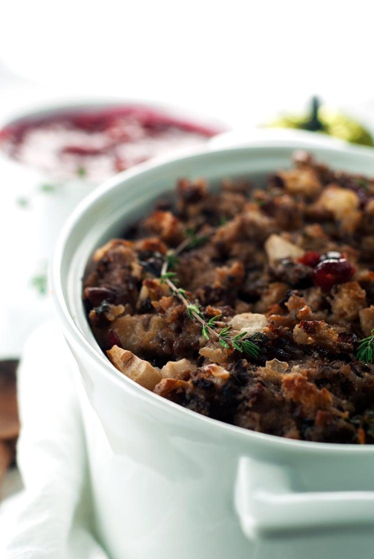 Turkey Casserole Thanksgiving Leftovers Meal | asimplepantry.com