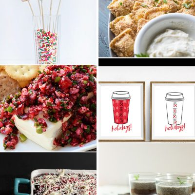 Create & Share DIY and Recipe Party {84}
