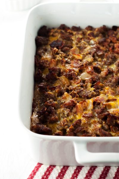 French Toast Breakfast Casserole