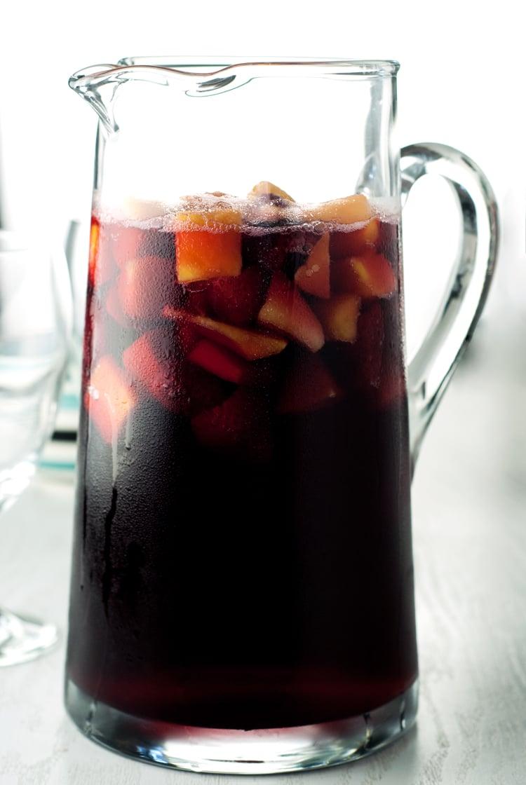 3 Ingredient Red Sangria | asimplepantry.com