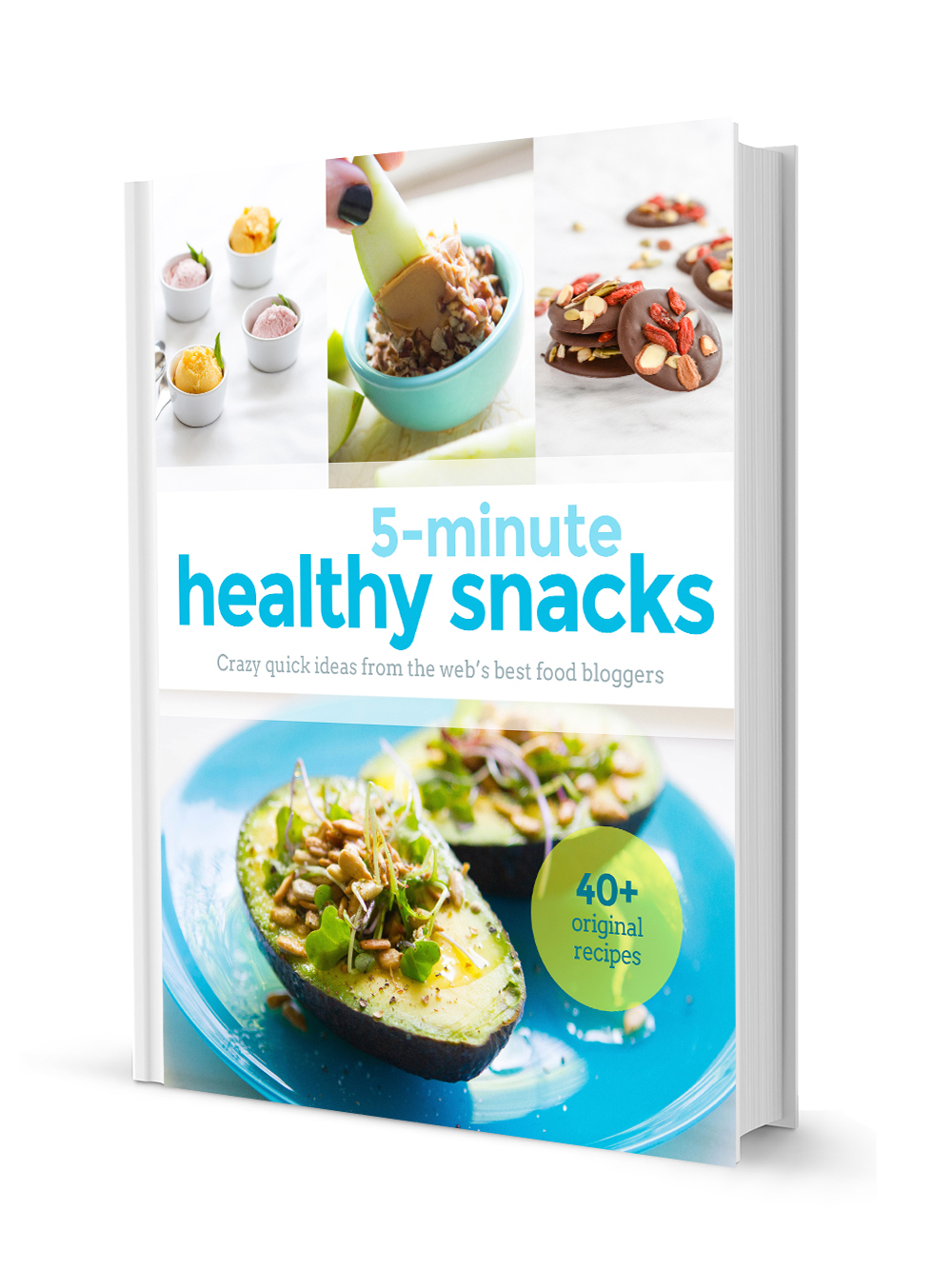 5-Minute Healthy Snacks Cookbook