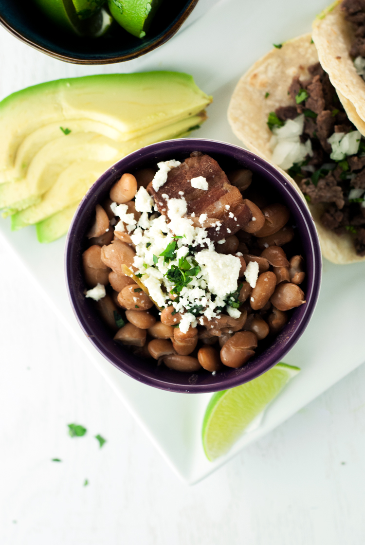 Mexican Pinto Beans | asimplepantry.com