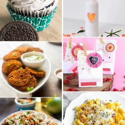 Create & Share DIY and Recipe Party {88}