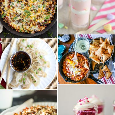 Create & Share DIY and Recipe Party {89}