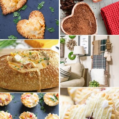 Create & Share DIY and Recipe Party {90}