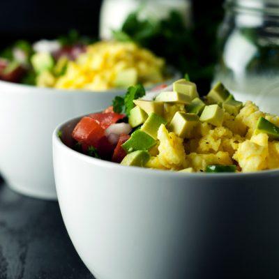 Southwestern Breakfast Bowls Recipe