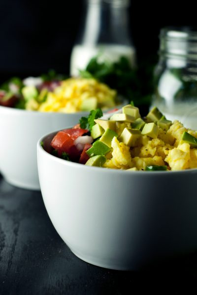 Southwestern Breakfast Bowls Recipe