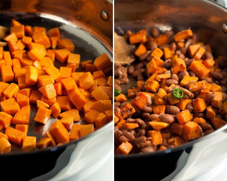Southwestern Breakfast Bowls Recipe | asimplepantry.com