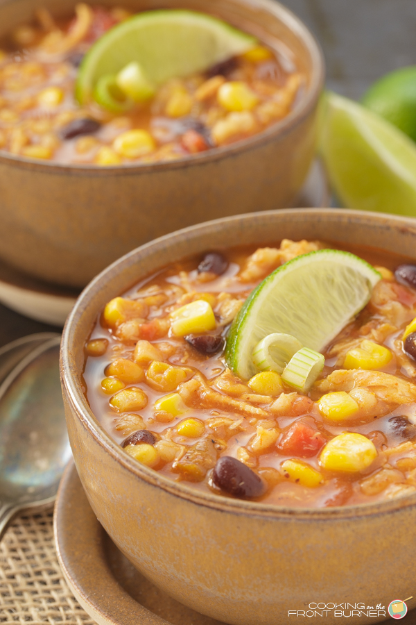 Chicken Barley SW Soup