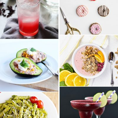 Create & Share DIY and Recipe Party {93}