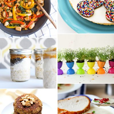 Create & Share DIY and Recipe Party {94}