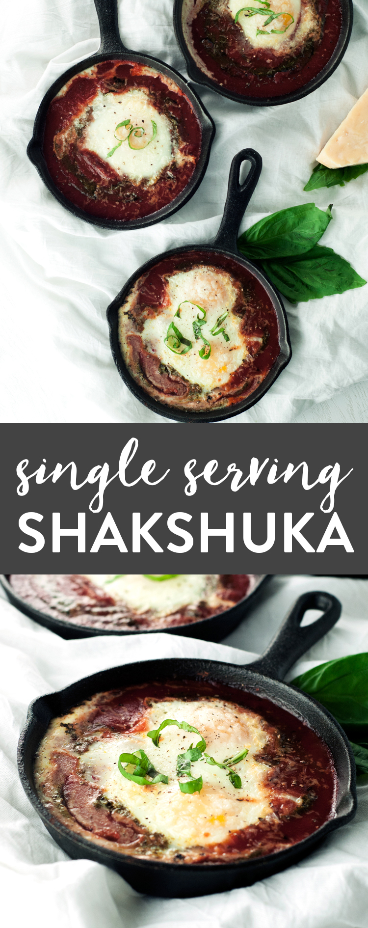 Single Serving Shakshuka | asimplepantry